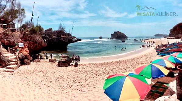 Daya Tarik Wisata Pantai Ngandong