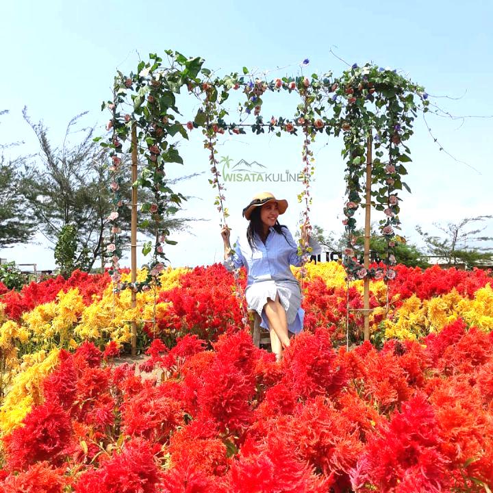 Fasilitas Taman Bunga Asri