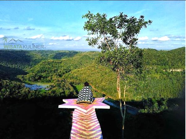 Fasilitas Tebing Watu Mabur