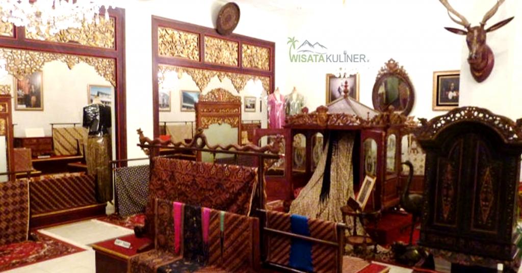 Harga Tiket Masuk dan Harga Parkir Museum Batik Yogyakarta