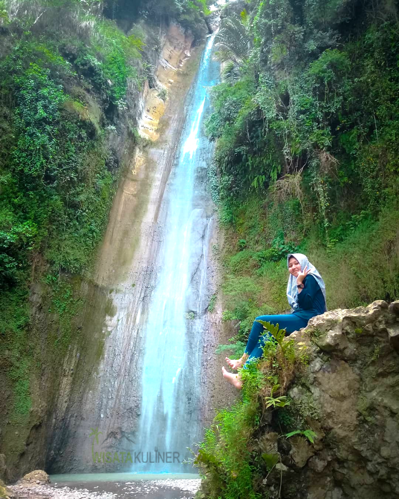 Lokasi Air Terjun Perawan Sidoharjo