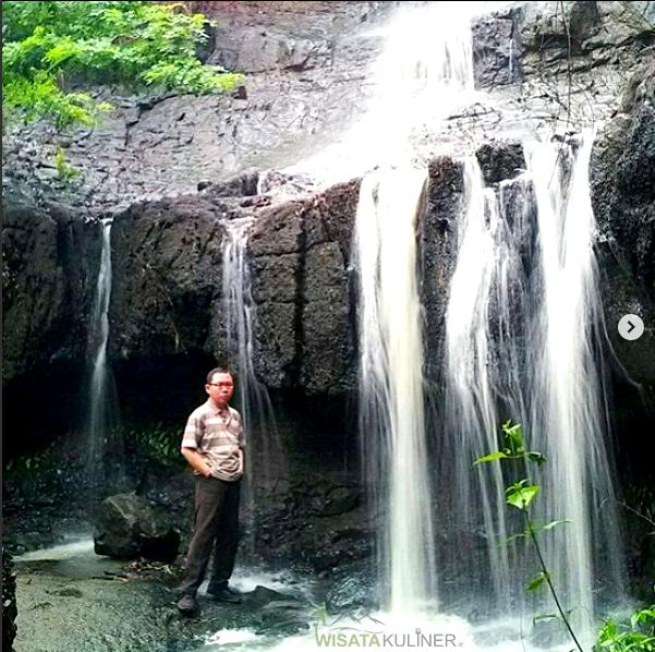 Lokasi Air Terjun Tuwondo