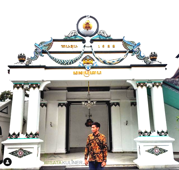 Lokasi Istana Kraton Yogyakarta