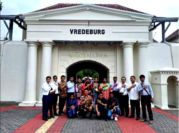 Lokasi Museum Benteng Vredeburg
