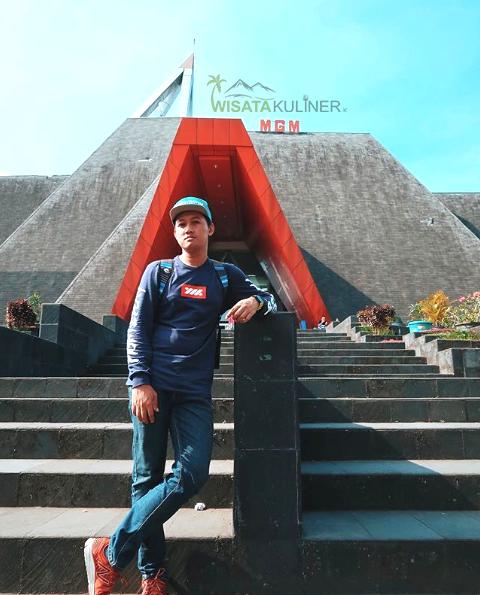 Lokasi Museum Gunung Merapi