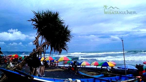 Objek Wisata di Pantai Depok