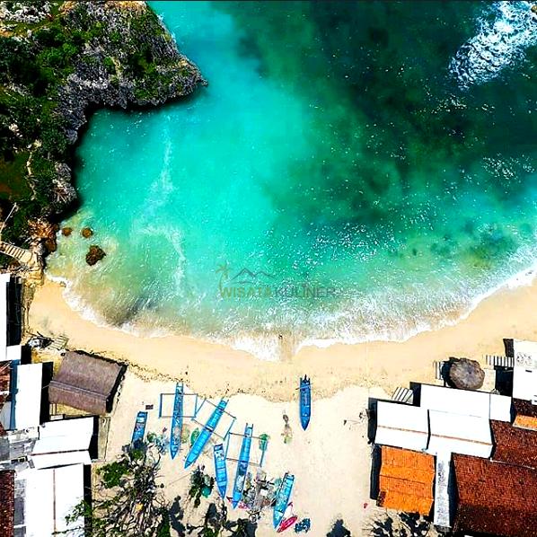 Pelabuhan Perikanan Tradisional pantai ngandong
