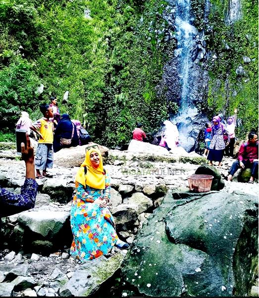 Rute ke Air Terjun Tlogo Muncar