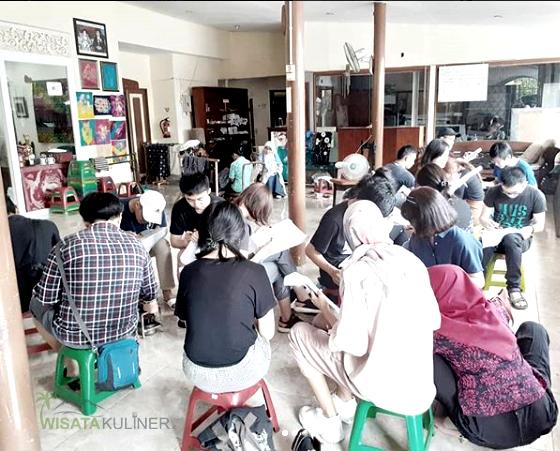 Rute ke Museum Batik Yogyakarta