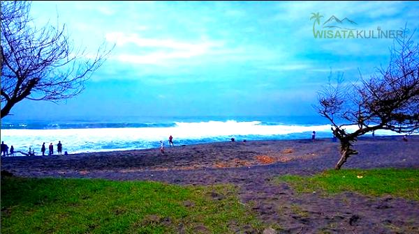 Tempat Foto Keren pantai pandan sari