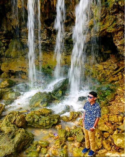 Tips Berwisata di Air Terjun Pantai Jogan Gunung Kidul