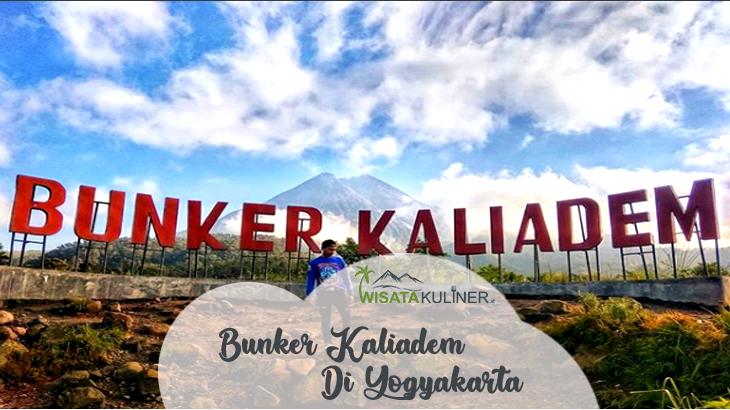 Wisata Bunker Kaliadem