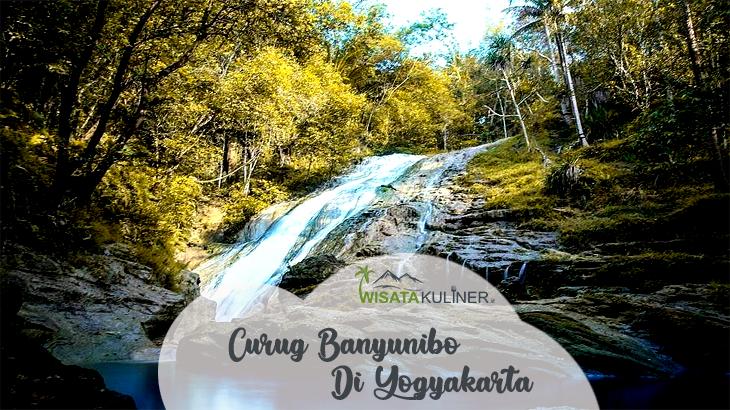 Wisata Curug Banyunibo