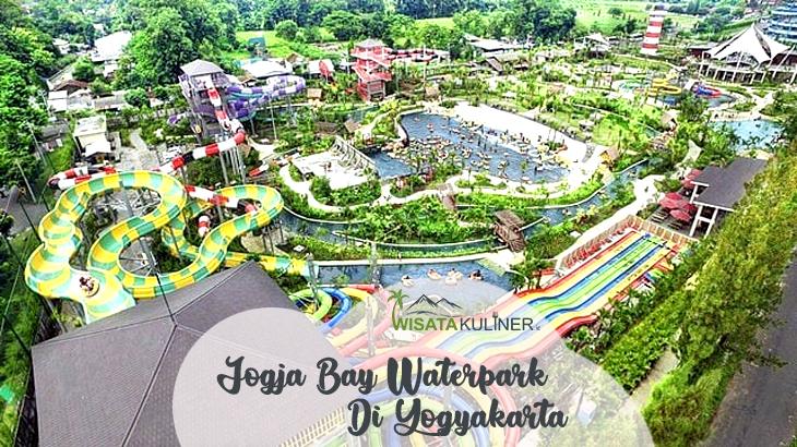 Wisata Jogja Bay Waterpark