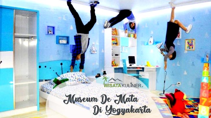 Wisata Museum De Mata
