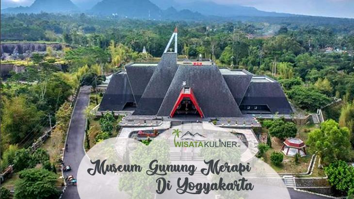 Wisata Museum Gunung Merapi