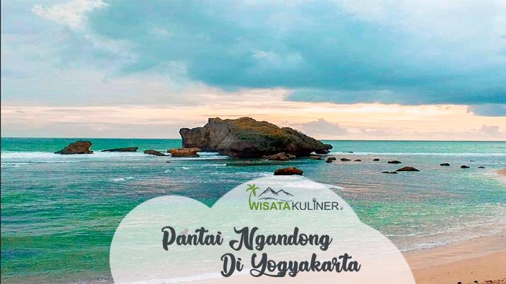 Wisata Pantai Ngandong