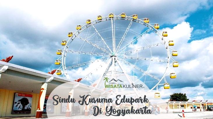 Wisata Sindu Kusuma Edupark