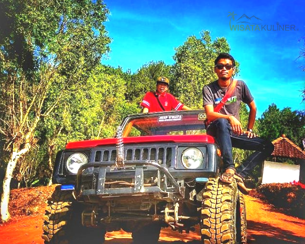 Fasilitas Jeep Mangunan