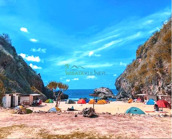 Fasilitas Pantai Wohkudu