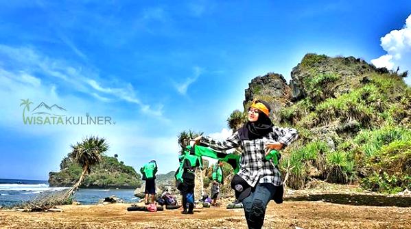 Harga Tiket untuk Pantai Watu Bolong