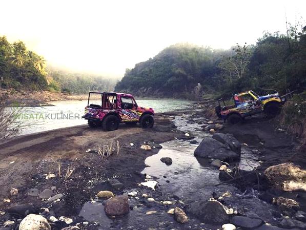 Rute Menuju Jeep Mangunan