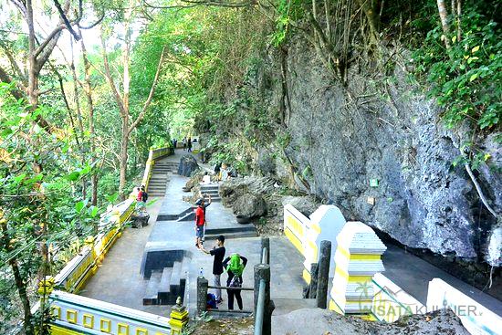 Rute ke Goa Selarong Bantul