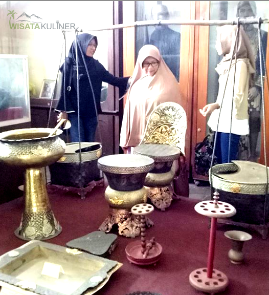 Rute ke Puro Pakualaman Museum