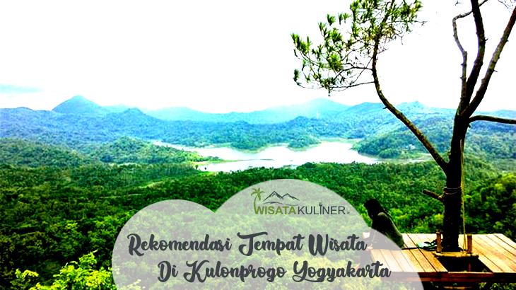 Tempat Wisata di Kulonprogo Yogyakarta Terpopuler