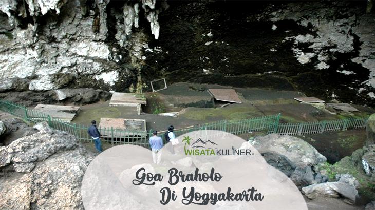 Wisata Goa Braholo