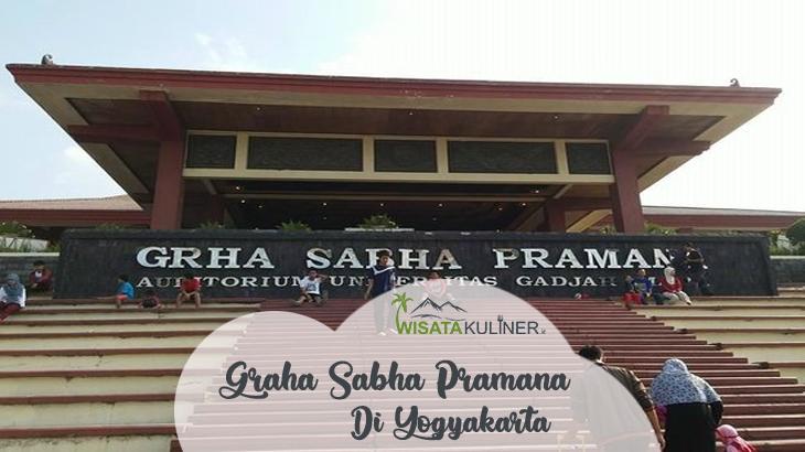 Wisata Graha Sabha Pramana