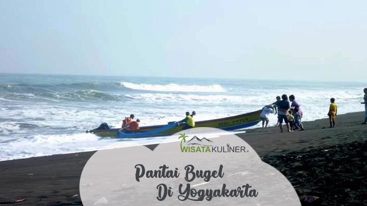 Wisata Pantai Bugel