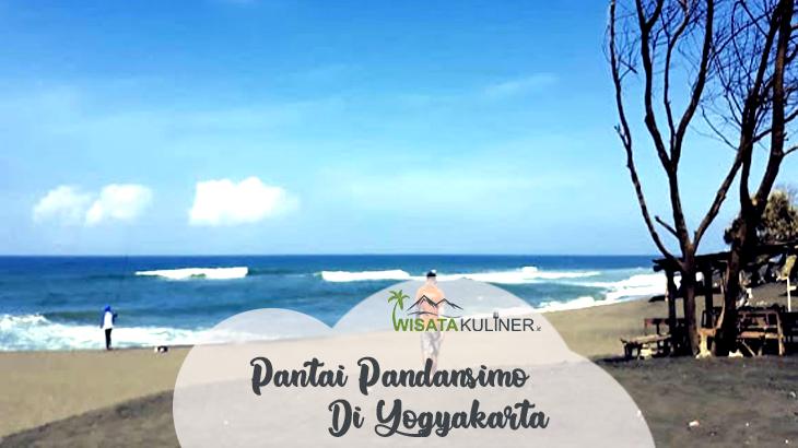 Wisata Pantai Pandansimo