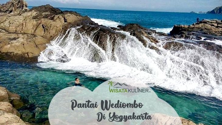 Wisata Pantai Wediombo