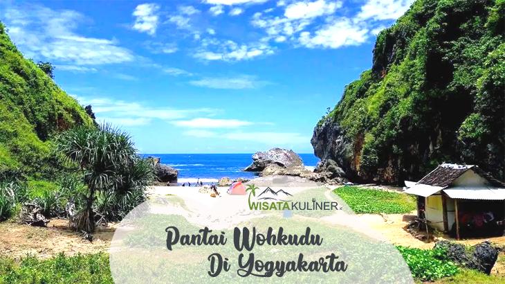 Wisata Pantai Wohkudu
