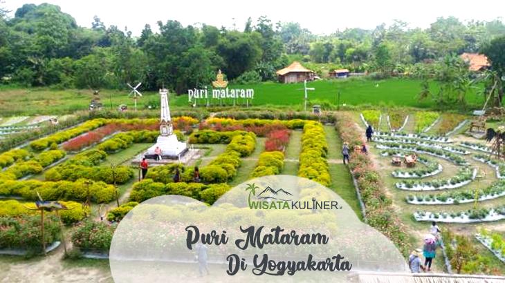Wisata Puri Mataram