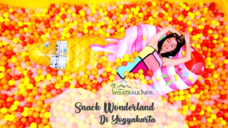 Wisata Snack Wonderland