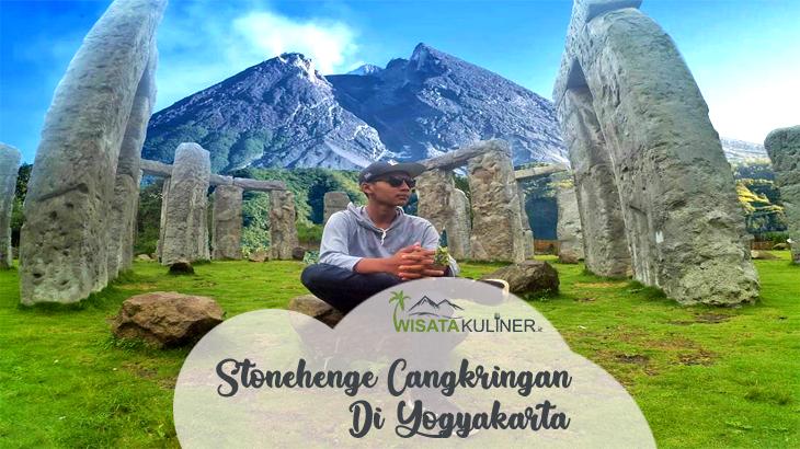 Wisata Stonehenge Cangkringan