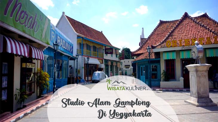 Wisata Studio Alam Gamplong