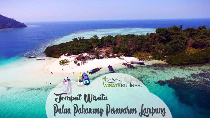Pulau Pahawang Pesawaran Lampung