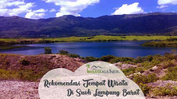 Wisata Suoh Lampung Barat
