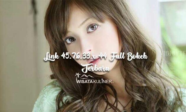 Link 45 76 33 x 44 Full Bokeh