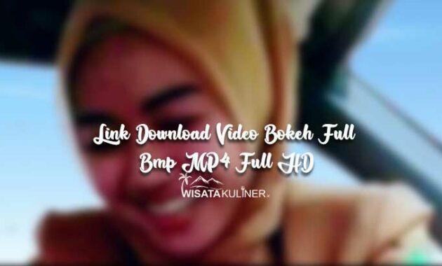 Video Bokeh Full Bmp MP4 Full HD