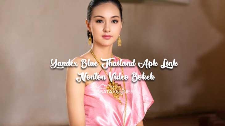 Yandex Blue Thailand