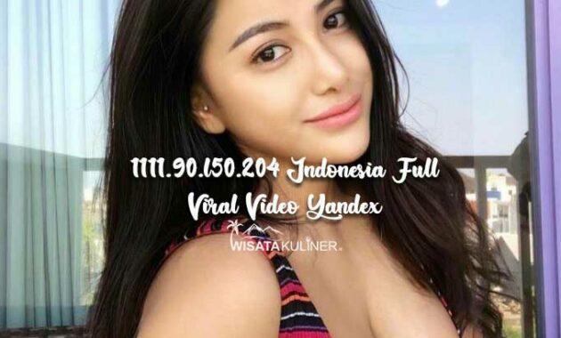1111 90 l50 204 Indonesia